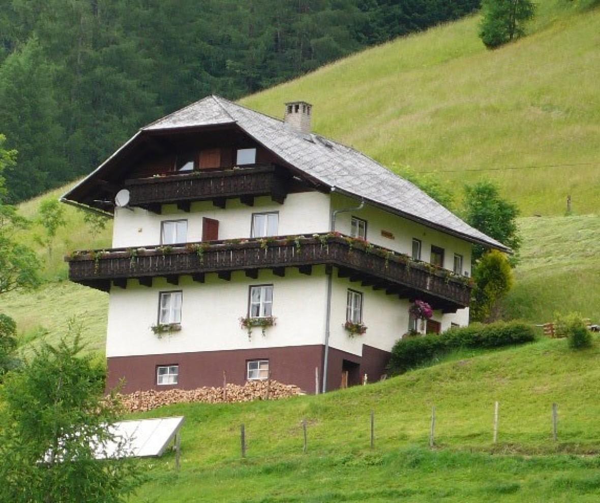 Tischnerhof, Familie Lolitha und Josef Krenn